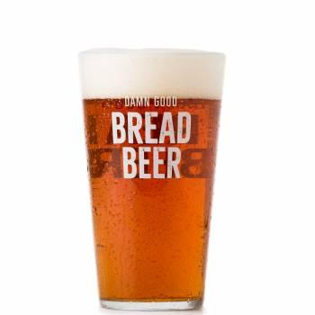 Bread Beer Glas