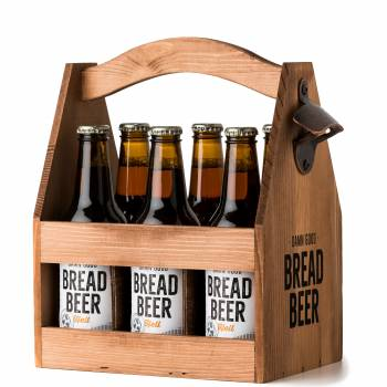 Bread Beer Holzkiste